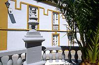 Spanien, Kanarische Inseln, El Hierro, Inselhauptstadt Valverde, Haus an der Plaza Miguel Nuñez