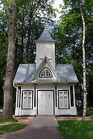 Kapelle Ungurekapi bei Cesis, Lettland, Europa