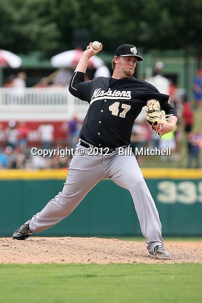 Matt Lollis - 2012 San Antonio Missions (Bill Mitchell)