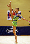 2002 Commonwealth Games 2002 Rhythmic Gymnastics Competition..Photo by Alan Edwards