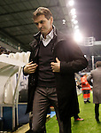 FC Barcelona's coach Tito Vilanova during Spanish King's Cup match.October 30,2012. (ALTERPHOTOS/Acero)