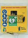 Shallon  Defibrillator