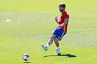Spain's Yerai Alvarez during training session. June 5,2017.(ALTERPHOTOS/Acero)