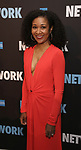 "Gina Daniels attends the Broadway Opening Night After Party  for ""Network"" at Jack's Studios on December 6, 2018 in New York City."