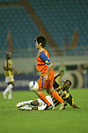 Shandong Luneng Taishan (CHN) vs Al Ittihad (KSA) during the 2005 AFC Champions League Quarter-finals 1st Leg match on 14 September 2005 at Jinan Olympic Sports Center Stadium, Jinan, China.