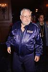PAOLO VILLAGGIO<br /> RISTORANTE AUGUSTEA FESTA MARTA MARZOTTO ROMA 1991