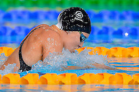 Spohie Pascoe of NZL competes para-sport 200 meter individual medley SM10 during Commonwealth Games Swimming, Tuesday, July 29, 2014 in Glasgow, United Kingdom. (Mo Khursheed/TFV Media via AP Images)
