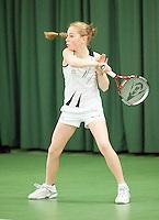 15-3-09, Rotterdam, Nationale Overdekte Jeugdkampioenschappen 12 en 18 jaar, Britt Schreuder