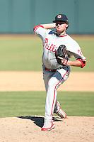Tyson Brummett - Mesa Solar Sox - 2010 Arizona Fall League.Photo by:  Bill Mitchell/Four Seam Images..
