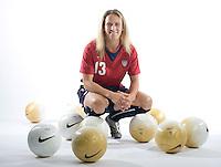 Kristine Lilly, USA Women's National Team.