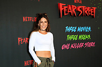 LOS ANGELES - JUN 28:  Joslyn Davis at Netflix's Fear Street Triology Premiere at the LA STATE HISTORIC PARK on June 28, 2021 in Los Angeles, CA