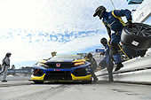 #84 Atlanta Speedwerks Honda Civic TCR, TCR; Todd Lamb, Brian Henderson
