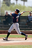 Cord Phelps  -  Cleveland Indians - 2009 spring training.Photo by:  Bill Mitchell/Four Seam Images