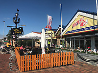 Janssens Fisch Restaurant in Caroliniensiel - Werdum 24.07.2020: Haustierpark Werdum