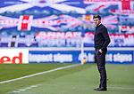 Rangers v St Mirren:  Rangers manager Steven Gerrard