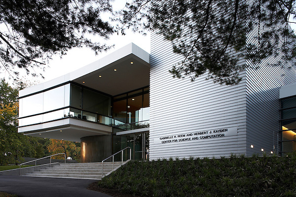 Bard College Center for Science and Computation, Annondale-on-Hudson,NY