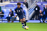 Kingsley Coman (Fra) <br /> Paris 20191114 Stade De France  <br /> Football France - Moldavia <br /> Qualification Euro 2020 <br /> Foto JB Autissier / Panoramic/Insidefoto <br /> ITALY ONLY