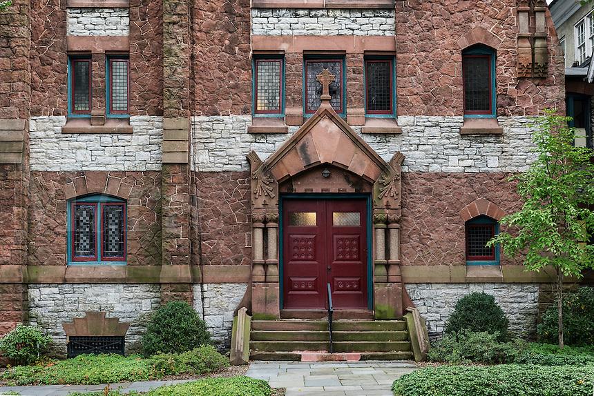 Linden Hall, Oldest girls residential school in the USA, Lititz, Pennsylvania, USA