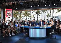 MIAMI BEACH, FL - JANUARY 29: Lock It In at the Fox Sports South Beach studio during Super Bowl LIV week on January 29, 2020 in Miami Beach, Florida. (Photo by Frank Micelotta/Fox Sports/PictureGroup)