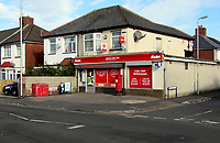 2019 06 05 Somerton shop in Newport, Wales, UK