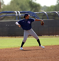 Jonathan Ornelas - 2020 AIL Rangers (Bill Mitchell)