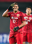 Givanildo Vieira de Sousa, Hulk, of Shanghai SIPG FC reacts during their AFC Champions League 2017 Playoff Stage match between Shanghai SIPG FC (CHN) and Sukhothai FC (THA) at the Shanghai Stadium, on 07 February 2017 in Shanghai, China. Photo by Marcio Rodrigo Machado / Power Sport Images