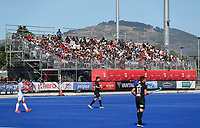 General View during the Pro League Hockey match between the Blacksticks men and the Argentina, Nga Punawai, Christchurch, New Zealand, Sunday 1 March 2020. Photo: Simon Watts/www.bwmedia.co.nz