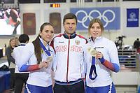 SPEEDSKATING: 14-02-2020, Utah Olympic Oval, ISU World Single Distances Speed Skating Championship, ©Martin de Jong