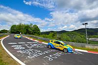 Race of Germany Nürburgring Nordschleife 2016 Qualifying ETCC 2016 #195 Master KR Racing Ford Fiesta Sergii Kravets (UKR) © 2016 Musson/PSP. All Rights Reserved.