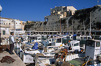 Europe/Espagne/Baléares/Minorque/Ciutadella : Le port