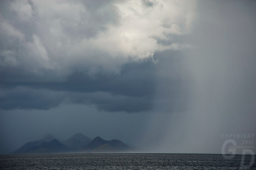 Monsoon - Weather in Palawan, Philippines