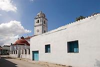 Cuba, Pfarrkirche in Sancti Spiritus