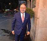 ADRIANO DE MAIO<br /> COMPLEANNO VIRGINIA RAGGI - HOTEL BERNINI ROMA LUGLIO 2021<br /> ARRIVO DEGLI INVITATI