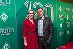 04.02.2019, Dorint Park Hotel Bremen, Bremen, GER, 1.FBL, 120 Jahre SV Werder Bremen - Gala-Dinner<br /> <br /> im Bild<br /> Dieter Burdenski mit Ehefrau Claudia, <br /> <br /> Der Fussballverein SV Werder Bremen feiert am heutigen 04. Februar 2019 sein 120-jähriges Bestehen. Im Park Hotel Bremen findet anläßlich des Jubiläums ein Galadinner statt. <br /> <br /> Foto © nordphoto / Ewert