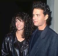 Rita Wilson Tom Hanks 1983<br /> Photo By John Barrett/PHOTOlink