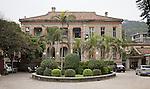 British Consulate & Grounds.
