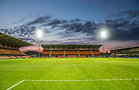 General view after the 2017/18 Pre Season Friendly match between Barnet and Swansea City at The Hive, London, England on 12 July 2017. Photo by Andy Rowland.