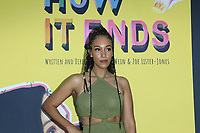 LOS ANGELES - JUL 15:  Tawny Newsome at How It Ends LA Premiere at NeueHouse Hollywood  on July 15, 2021 in Los Angeles, CA