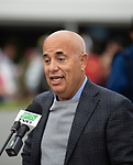 MARCH 6, 2021: #10 HELIUM and Jockey Jose Ferrer rise to the top in the Grade II Lambholm South Tampa Bay Derby for Trainer Mark Casse on Festival Day at Tampa Bay Downs in Oldsmar, Florida on March 6, 2021. Carson Dennis/Eclipse Sportswire/CSM