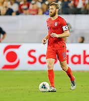 NASHVILLE, TENN - JULY 03: Tim Ream #13 during a 2019 CONCACAF Gold Cup Semifinal match between the United States and Jamaica at Nissan Stadium on July 03, 2019 in Nashville, Tennessee.