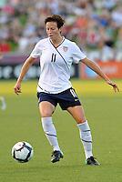Megan Rapinoe...USWNT tied Sweden 1-1 at Morison Stadium, Nebraska.