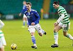 Celtic v St Johnstone…06.12.20   Celtic Park      SPFL<br />Craig Bryson and Tom Rogic<br />Picture by Graeme Hart.<br />Copyright Perthshire Picture Agency<br />Tel: 01738 623350  Mobile: 07990 594431
