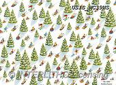 Ingrid, GIFT WRAPS, GESCHENKPAPIER, PAPEL DE REGALO, Christmas Santa, Snowman, Weihnachtsmänner, Schneemänner, Papá Noel, muñecos de nieve, paintings+++++,USISMC39WS,#gp#,#x#