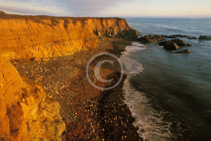 California, San Luis Obispo County, Coast south of Ragged Point