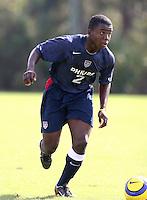 Michael Balogun, Nike Friendlies, 2004.