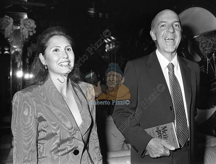 LILLIO E MARIA PIA SFORZA RUSPOLI