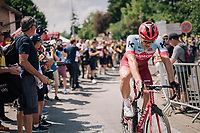 Marcel Kittel (DEU/Katusha-Alpecin) after finishing 3rd on stage 1: Noirmoutier-en-l'Île > Fontenay-le-Comte (189km)<br /> <br /> Le Grand Départ 2018<br /> 105th Tour de France 2018<br /> ©kramon
