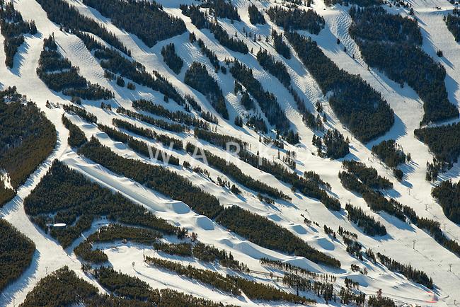 Breckenridge Ski area. March 2014