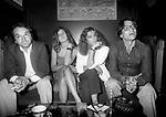 """LARA WENDEL CON STEFANIA SANDRELLI E VITTORIO MEZZOGIORNO<br /> PRESENTAZIONE DEL FILM """"DESIDERIA LA VITA INTERIORE"""" ROMA 1980"""