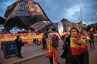 Demonstration against illegal immigration in Spain